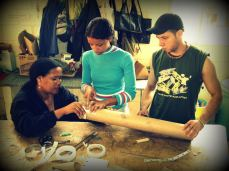 Program in partneship with Cidade dos Meninos
